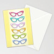 Make A Spectacle Of Yourself Stationery Cards