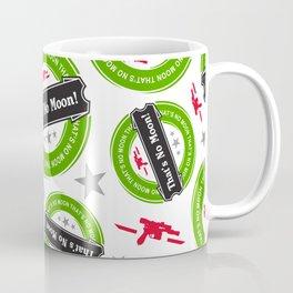 That's No Moon Pattern Coffee Mug