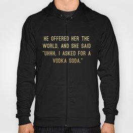 Vodka Soda Hoody