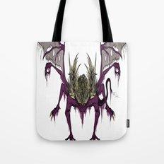 Gaping Dragon (Dark Souls) Tote Bag