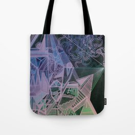 Structures II Tote Bag