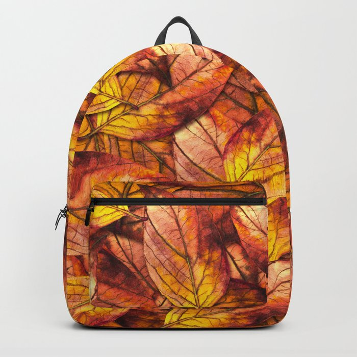 Autumn Leaves 03 Backpack