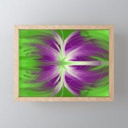 """"""" Lotus flower"""" spring Framed Mini Art Print"""