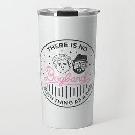Boyband Travel Mug