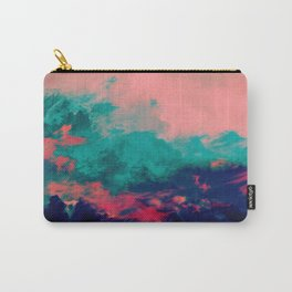 Painted Clouds IV Carry-All Pouch