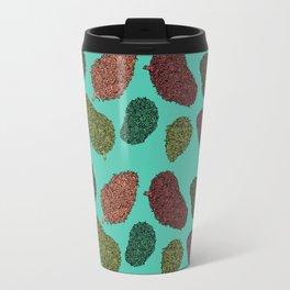 420 Nug Pattern Travel Mug