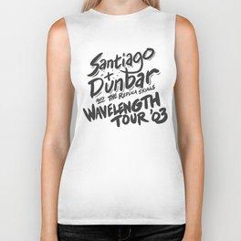 Santiago + Dunbar Wavelength Tour '03 Biker Tank