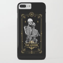 The Lovers VI Tarot Card iPhone Case