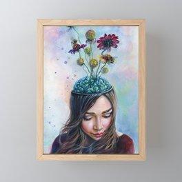 Pollination Framed Mini Art Print