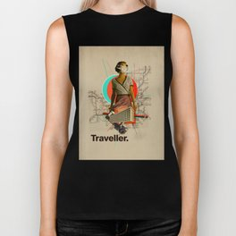 Traveller Biker Tank