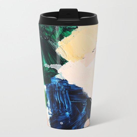 Palette No. Thirty Metal Travel Mug