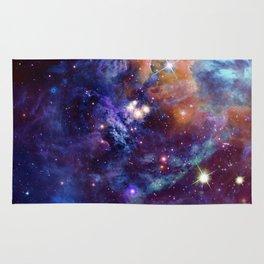 Bright nebula Rug