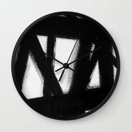 No. 63 Wall Clock