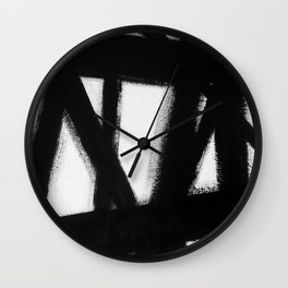No. 63 Wall Clock