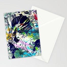 Genji Monogatari Stationery Cards
