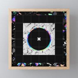 NO GOOD Framed Mini Art Print