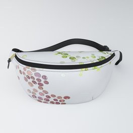 Red & green algae Fanny Pack