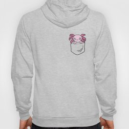 Pocket Axolotl Hoody
