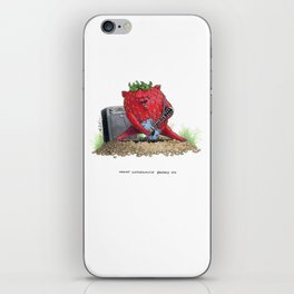 What Woodchuck Berry Do iPhone Skin