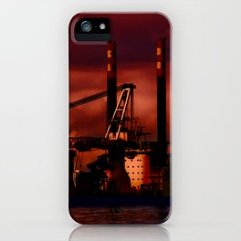 Passing Rig iPhone Case
