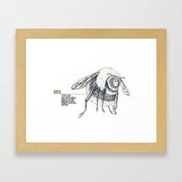 Ironside - George Framed Art Print