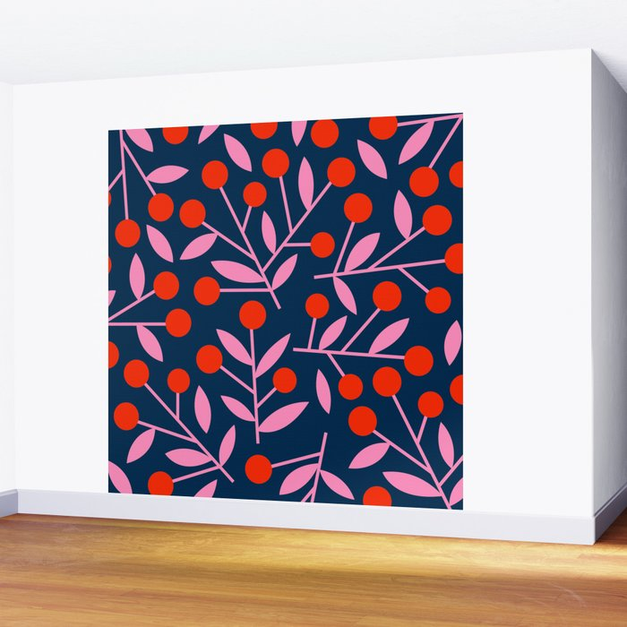 Cherry_Blossom_03 Wall Mural