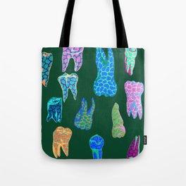 Teeth 2 Tote Bag