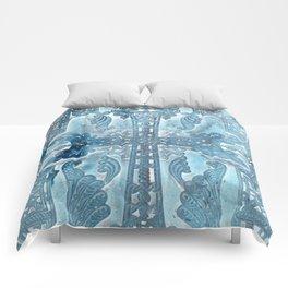 Celtic Blue - JUSTART © Comforters