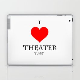 Stage Directions Laptop & iPad Skin