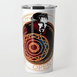 Dr Strange Travel Mug