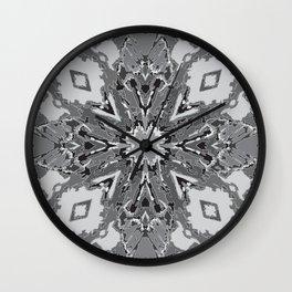 Kaleidescope One Wall Clock