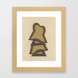 45start Framed Art Print