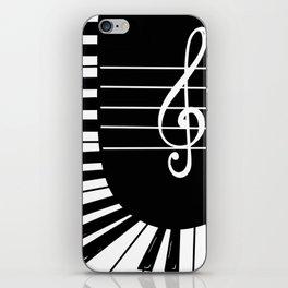Piano Keys I iPhone Skin