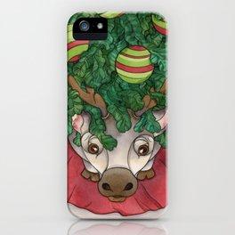 Baby Reindeer iPhone Case