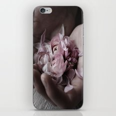 The wild flowers grows here iPhone & iPod Skin