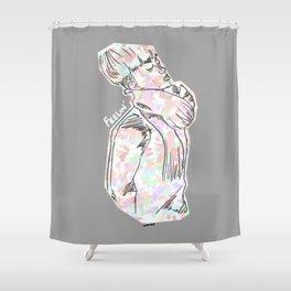 Feelin' Good Shower Curtain