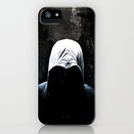 Native Assassin Hood - Color iPhone Case