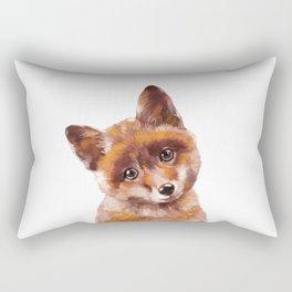 Baby Fox Rectangular Pillow