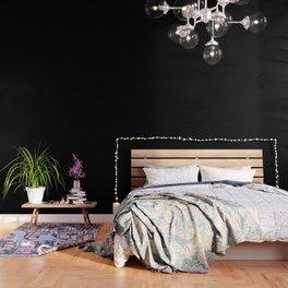 Simply Midnight Black Wallpaper