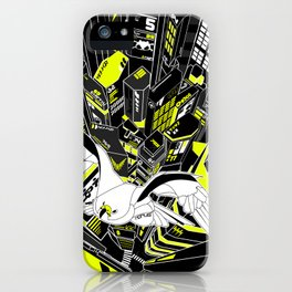 Horus Rising iPhone Case