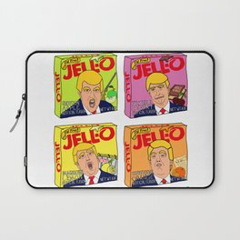 Trump Jell-O Art Laptop Sleeve
