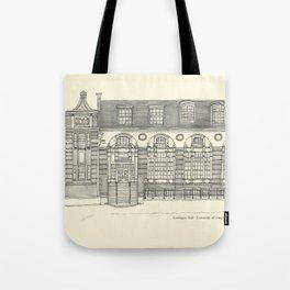 Gerlinger Hall Tote Bag