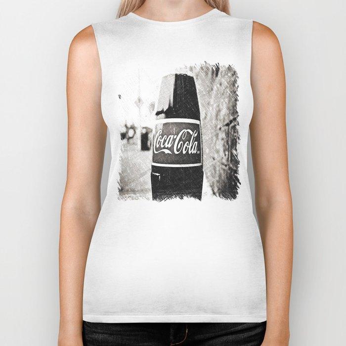 Coca-Cola closer Biker Tank