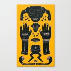 Raise yr Hands Canvas Print