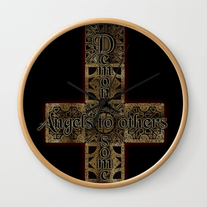 Demons to Some Wall Clock