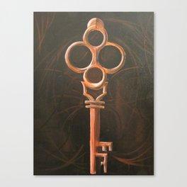 Hades Key Canvas Print