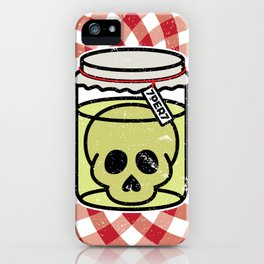 Skullmalade iPhone Case