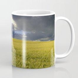 Moody Rural Landscape Coffee Mug