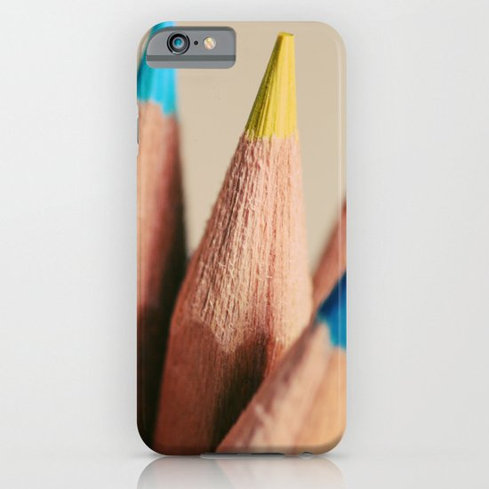 stand out from the crowd iPhone & iPod Case