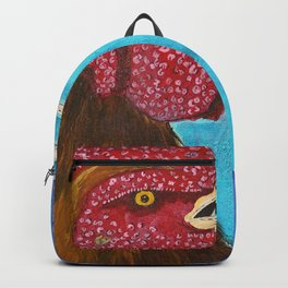 Rooster, Gallo, Galo, Gallus Backpack